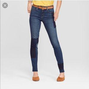 Universal Thread Skinny Dark Wash Jeans